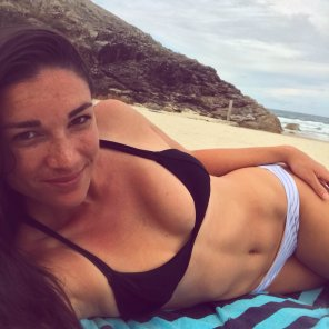 amateur photo Michelle Jenneke