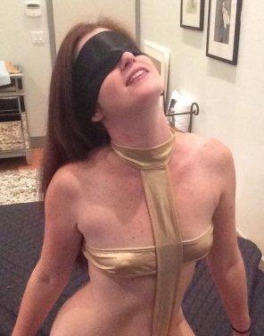 amateur photo Submissive ginger slut