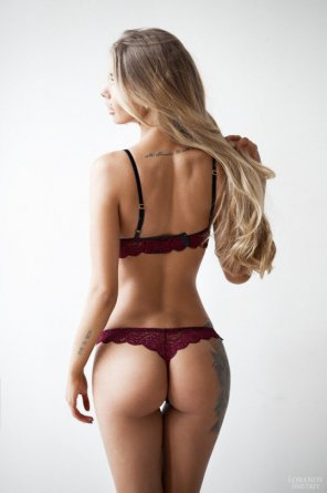 amateur photo Lovely lingerie