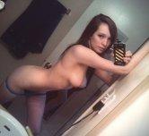 amateur photo Mirror Selfie