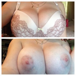 amateur photo A bra that fits