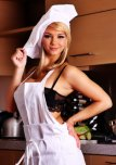 amateur photo Sexy chef