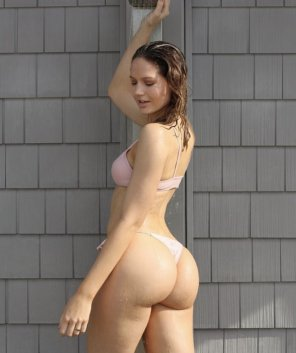 amateur photo Outdoor Shower