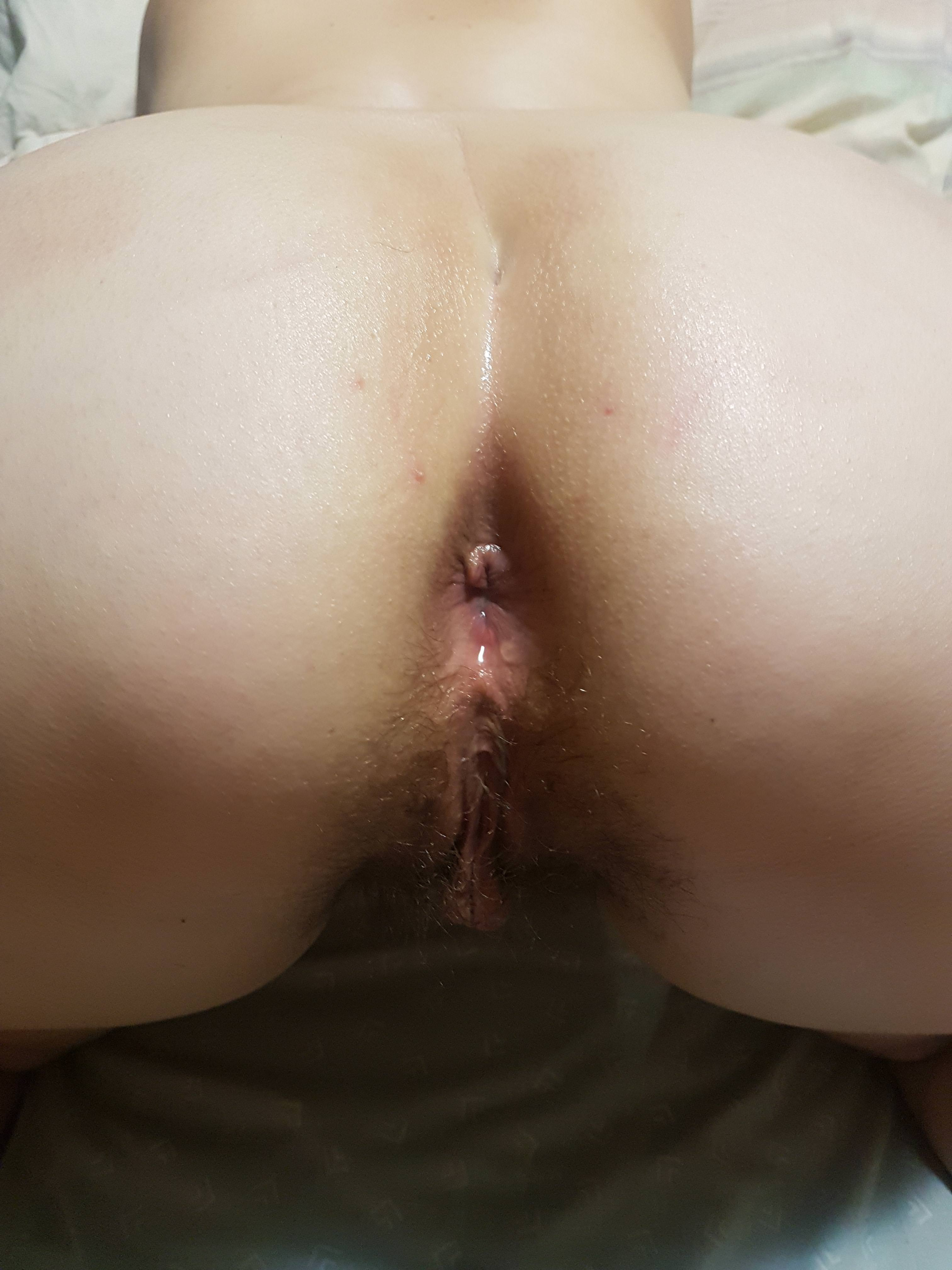 Something also by girlfriend fucked ass my you