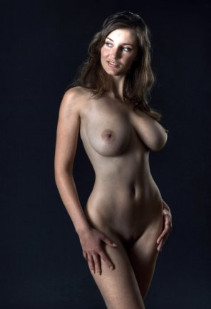 amateur photo Brunette Model