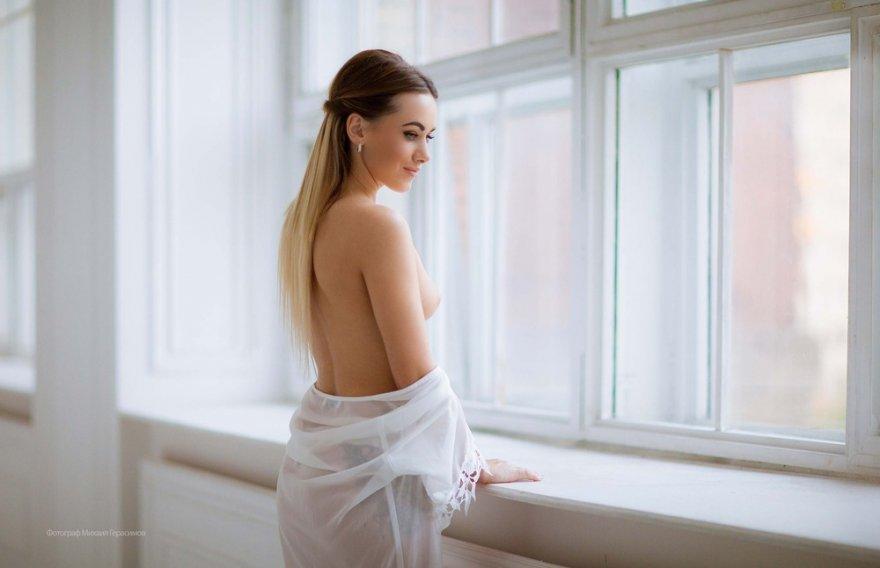 amateur photo Tanya by Mihail Gerasimov