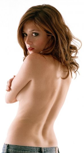 amateur photo Anna Friel - English actress