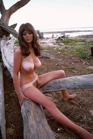 amateur photo Classic beauty outdoors