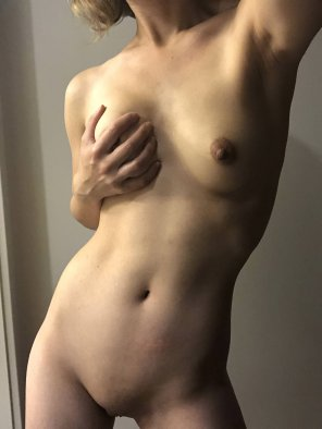 amateur photo About to hop into the shower. Join me?
