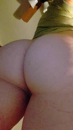 amateur photo Bubble butt