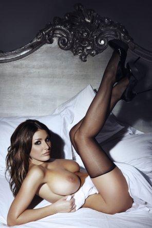 amateur photo Sweet stockings