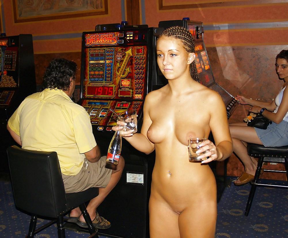 Gambling porn