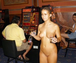 amateur photo at the casino