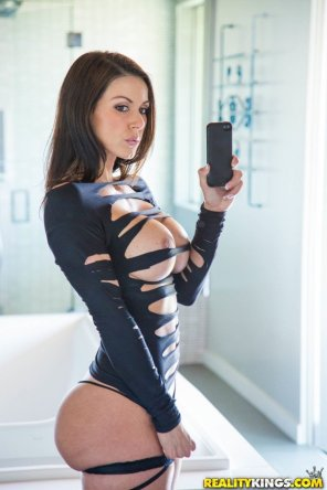 amateur photo Kendra Lust