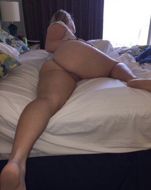 amateur photo Spank me daddy ^^