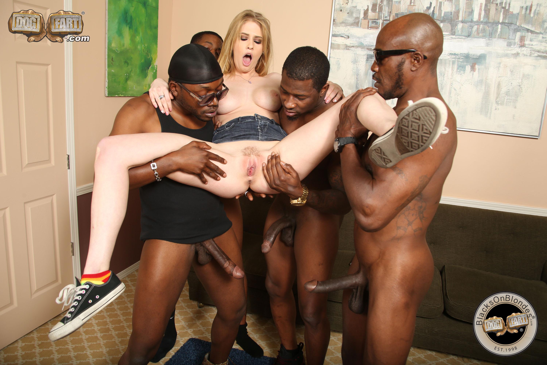 Tanya james interracial