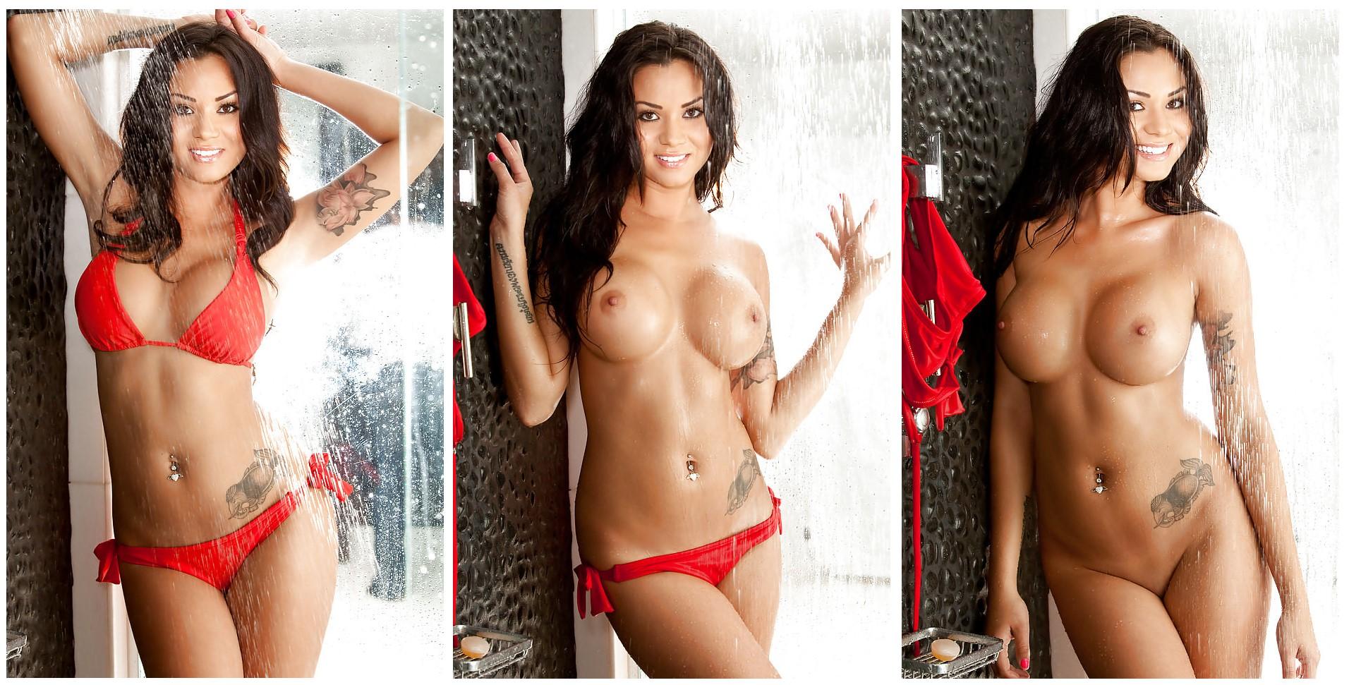 Amy Reid Porn Brother jennie reid in the shower porn pic - eporner
