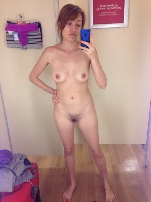 amateur photo Unembellished naked girl