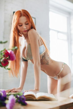 amateur photo Irina