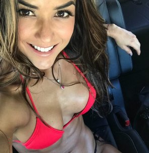 amateur photo Tatiana Girardi