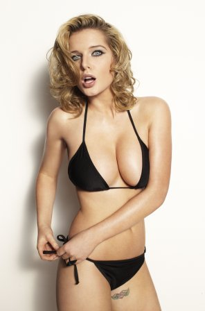 amateur photo Helen Flanagan