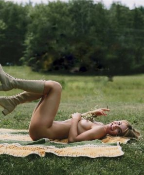amateur photo Perfect for a picnic