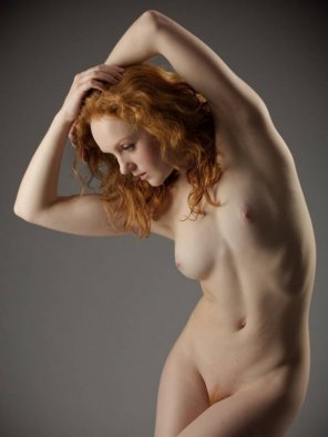 amateur photo Artsy nude