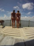 amateur photo On the dock