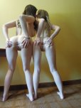amateur photo Two Girls Showing Off