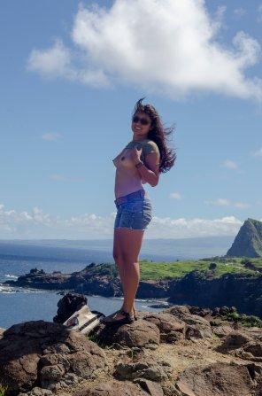 amateur photo Maui [F]lash