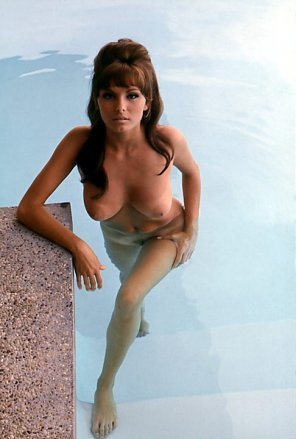 amateur photo Angela Dorian 1967