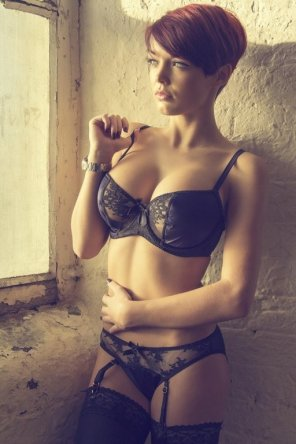 amateur photo lingerie