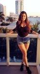 amateur photo Jean shorts