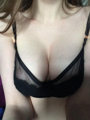 amateur photo My breasts...