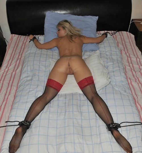 Bed to Popular porn the tied