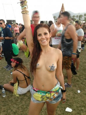 amateur photo Sexy festival hotty