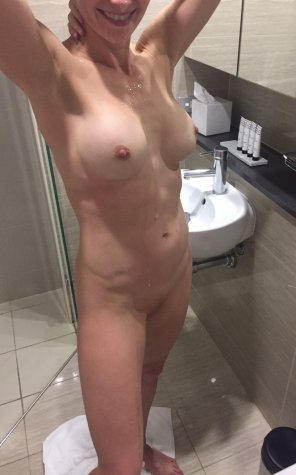 amateur photo And The Cum Runs Down