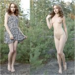 amateur photo Nice dress