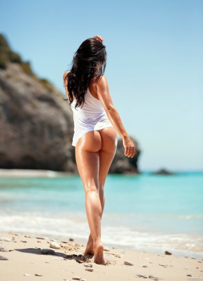 amateur photo Beach bottom