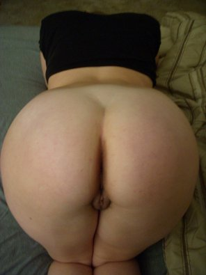 amateur photo I would be ready for a strap-on, does someone have one?