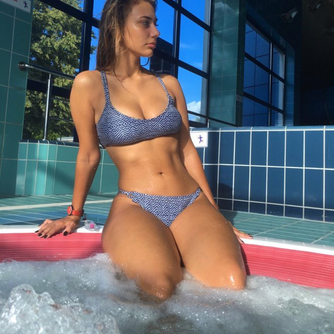 Hot Tub Porn Photo