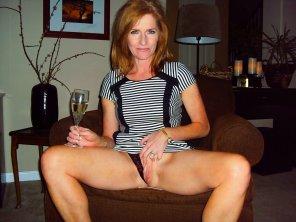 amateur photo Redhead milf
