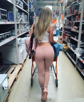 amateur photo I would follow her anywhere