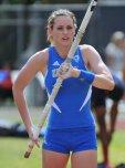 amateur photo Track athlete