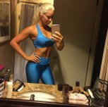 WWE Superstar Maryse Ouellet
