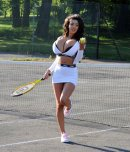 amateur photo Anyone for tennis?
