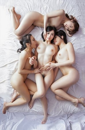 amateur photo Four gorgeous gals