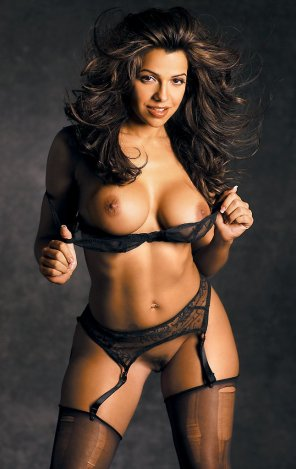 amateur photo Vida Guerra