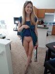 amateur photo Up skirt