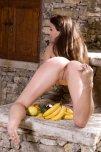 amateur photo Bunch of bananas